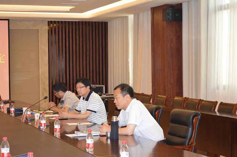 辉县市召开八里沟创建5A级景区 评定验收阶段督导会